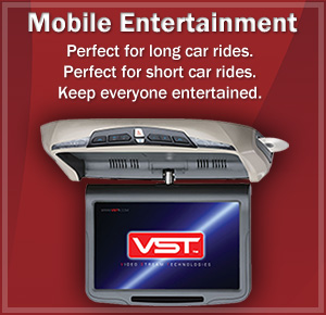 Install Car Entertainment System