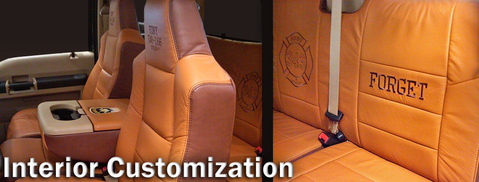 Custom Car Interiors in Appleton, WI