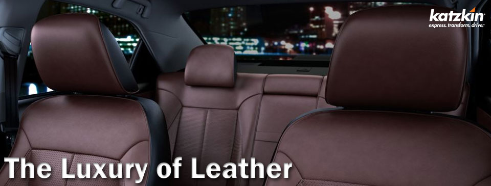 Custom Leather Interiors for Your Car