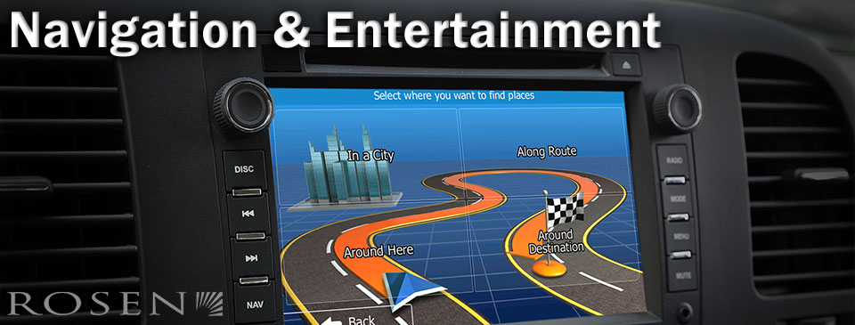 Mobile Entertainment and GPS Navigation Systems Installed in the Fox Valley